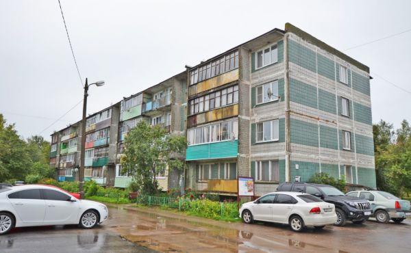 Трехкомнатная квартира в деревне Судниково Волоколамского района